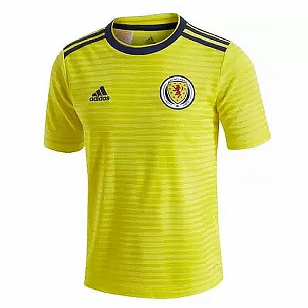 Magasin Foot adidas Exterieur Maillots Écosse 2018 Jaune