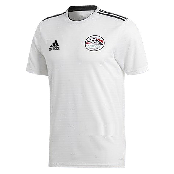 Magasin Foot adidas Exterieur Maillots Égypte 2018 Blanc