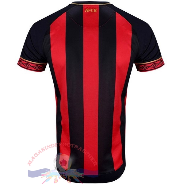 Magasin Foot umbro Domicile Maillots Bournemouth 18-19 Rouge