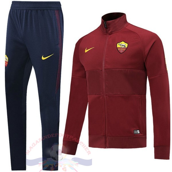 Magasin Foot Nike Survêtements AS Roma 2019 2020 Bordeaux