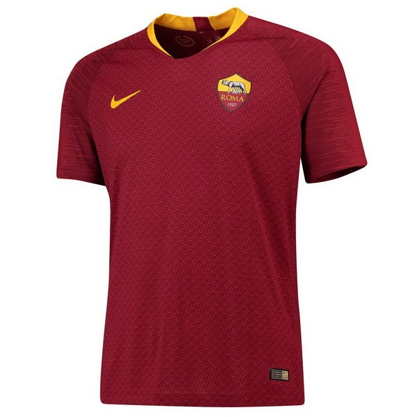 Magasin Foot Nike Domicile Maillots As Roma 2018 2019 Rouge