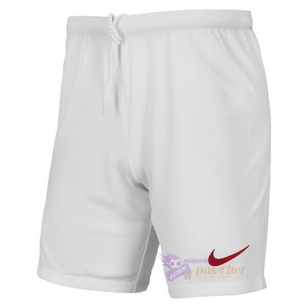 Magasin Foot Nike Domicile Pantalon As Roma 2019 2020 Blanc