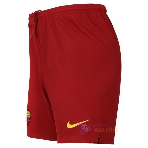 Magasin Foot Nike Exterieur Pantalon As Roma 2019 2020 Rouge