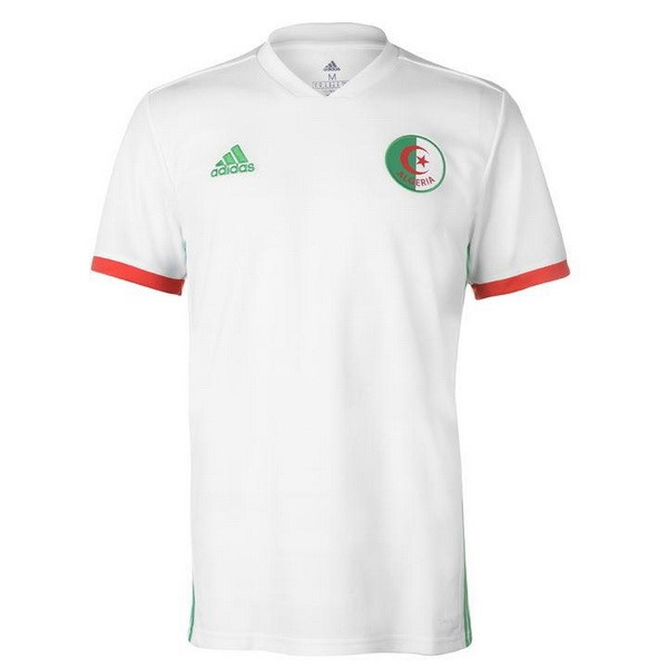 Magasin Foot adidas Domicile Maillots Algérie 2018 Blanc