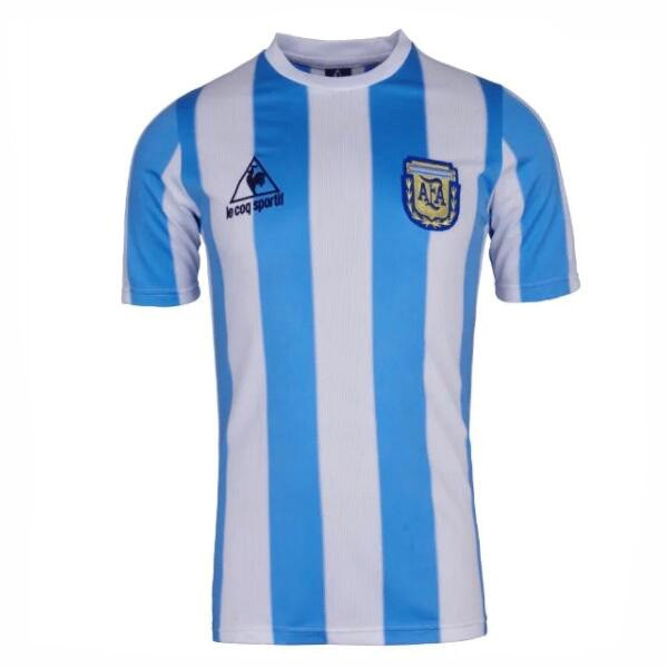 Magasin Foot adidas Maillots Argentine Rétro 1986 Bleu