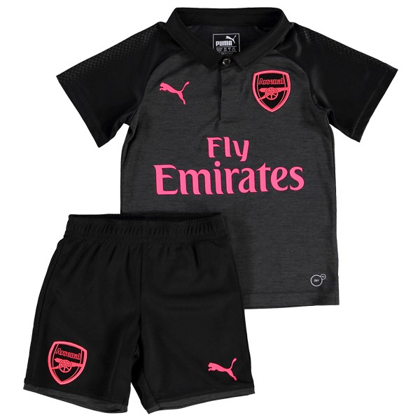 Magasin Foot PUMA Third Ensemble Enfant Arsenal 2017 2018 Noir