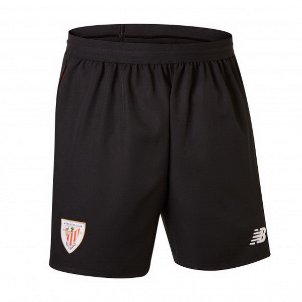 Magasin Foot New Balance Domicile Shorts Athletic Bilbao 2018 2019 Noir