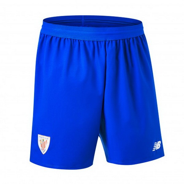 Magasin Foot New Balance Exterieur Shorts Athletic Bilbao 2018 2019 Bleu