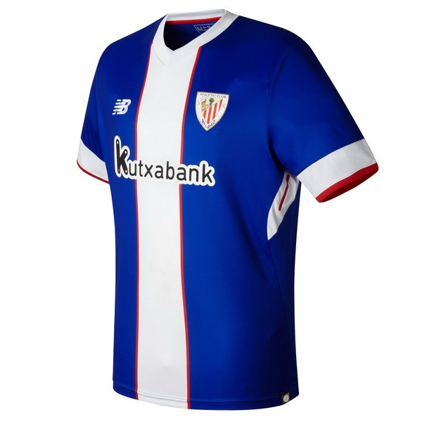 Magasin Foot New Balance Third Maillots Athletic Bilbao 2017 2018 Bleu