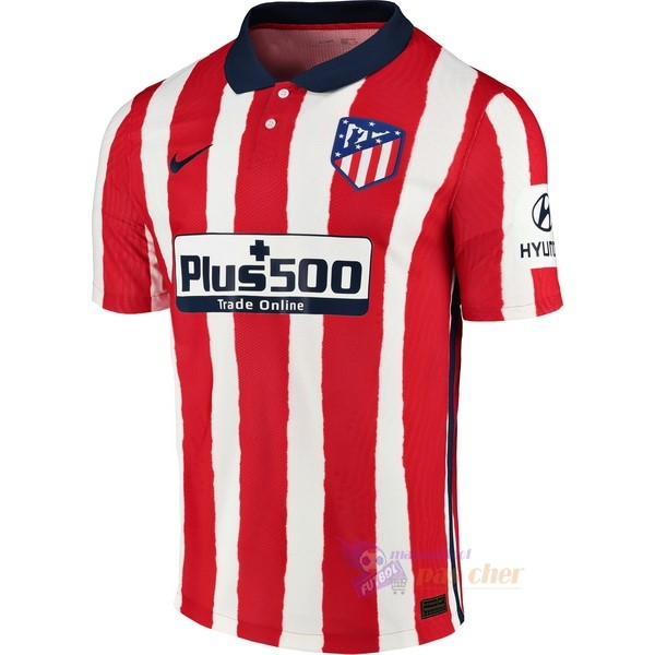 Magasin Foot Nike Domicile Maillot Atlético Madrid 2020 2021 Rouge