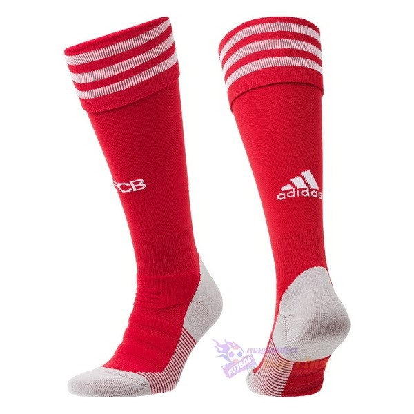 Magasin Foot adidas Domicile Chaussette Bayern Munich 2020 2021 Rouge