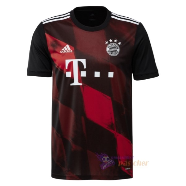 Magasin Foot adidas Thailande Third Maillot Bayern Munich 2020 2021 Rouge