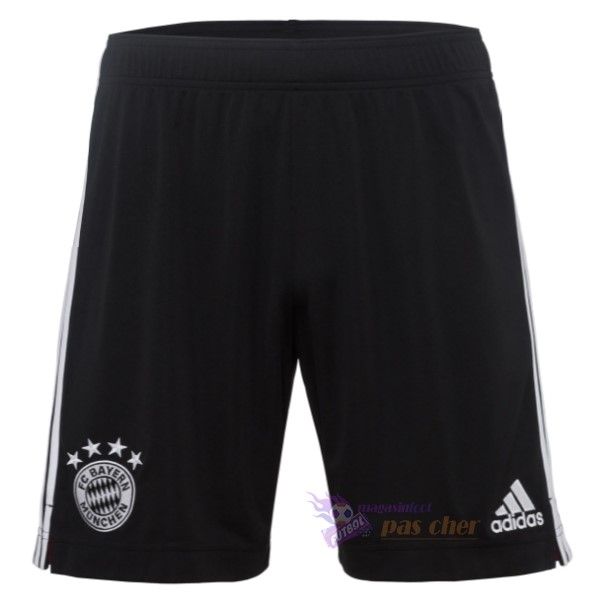 Magasin Foot adidas Third Pantalon Bayern Munich 2020 2021 Noir