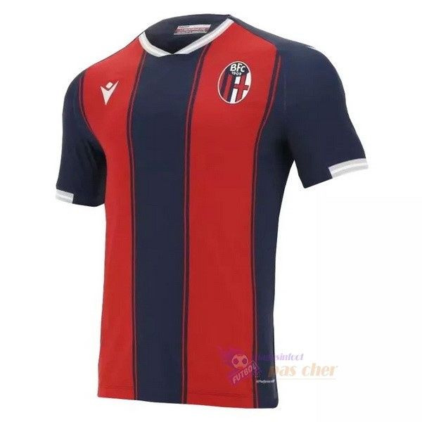 Magasin Foot Macron Domicile Maillot Bologna 2020 2021 Rouge