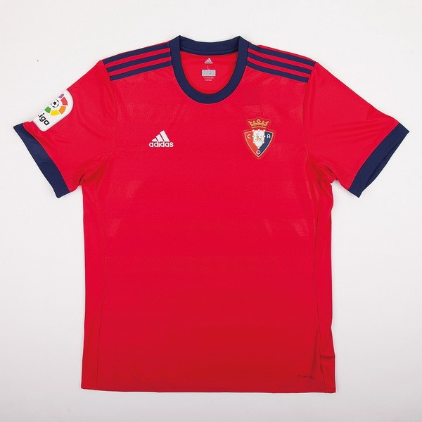 Magasin Foot adidas Domicile Maillots CA Osasuna 2017 2018 Rouge