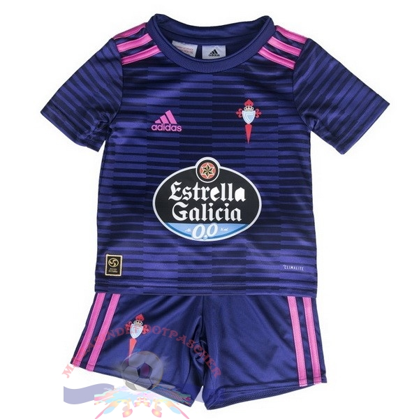 Magasin Foot adidas Exterieur Ensemble Enfant Celta de Vigo 18-19 Purpura