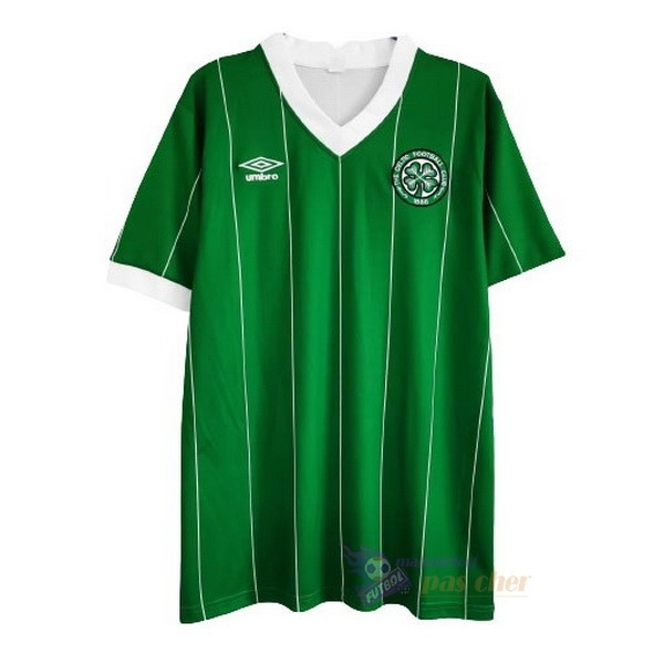 Magasin Foot umbro Third Maillot Celtic Rétro 1984 1986 Vert