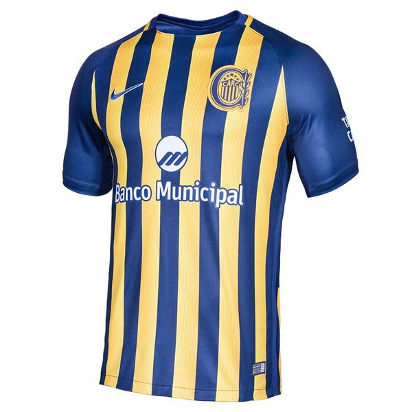 Magasin Foot Nike Domicile Maillots CA Rosario Central 2017 2018 Bleu