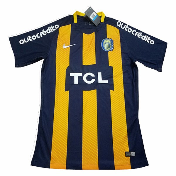Magasin Foot Nike Domicile Maillots CA Rosario Central 2018 2019 Bleu