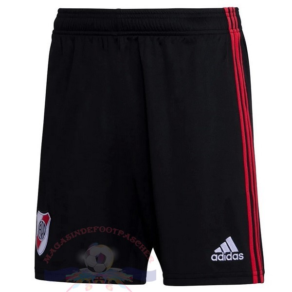 Magasin Foot Adidas Exterieur Shorts River Plate 2019 2020 Noir
