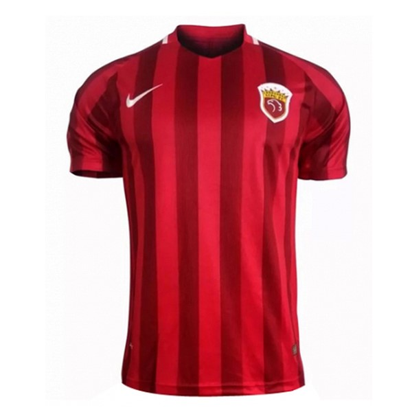 Magasin Foot Nike Domicile Maillots SIPG 2017 2018 Rouge