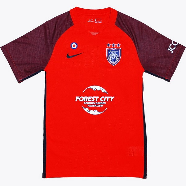 Magasin Foot Nike Exterieur Maillots Johor Darul Takzim 2018 2019 Rouge