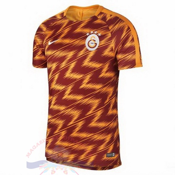 Magasin Foot Nike Pre Match Galatasaray Sk 2018 2019 Orange