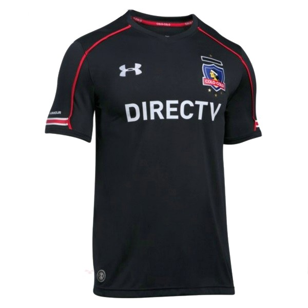 Magasin Foot Under Armour Exterieur Maillots Colo Colo 2017 2018 Noir