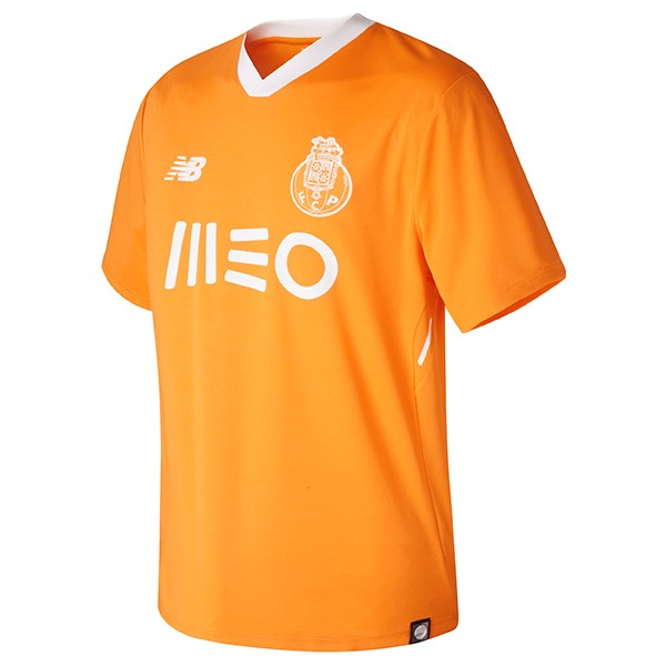 Magasin Foot New Balance Exterieur Maillots FC Oporto 2017 2018 Orange