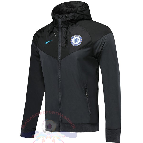 Magasin Foot Nike Coupe Vent Chelsea 2019 2020 Bleu