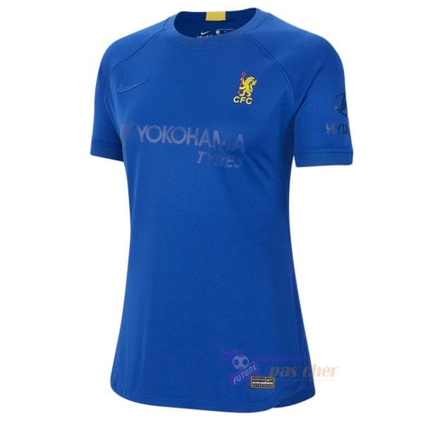 Magasin Foot Nike Maillot Femme Chelsea 50th Bleu