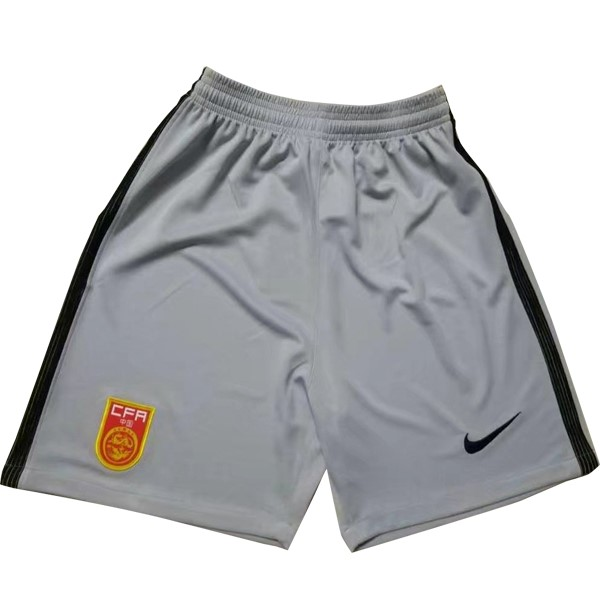 Magasin Foot Nike Shorts Gardien Chine 2017 Gris