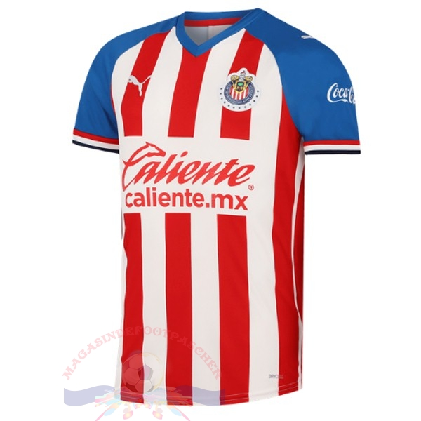 Magasin Foot Puma Domicile Maillot Chivas USA 2019 2020 Rouge
