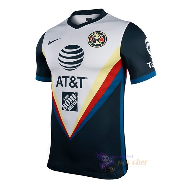 Magasin Foot Nike Domicile Maillot Club América 2020 2021 Gris