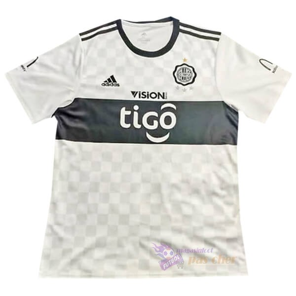 Magasin Foot adidas Domicile Maillot Club Olimpia 2020 2021 Blanc
