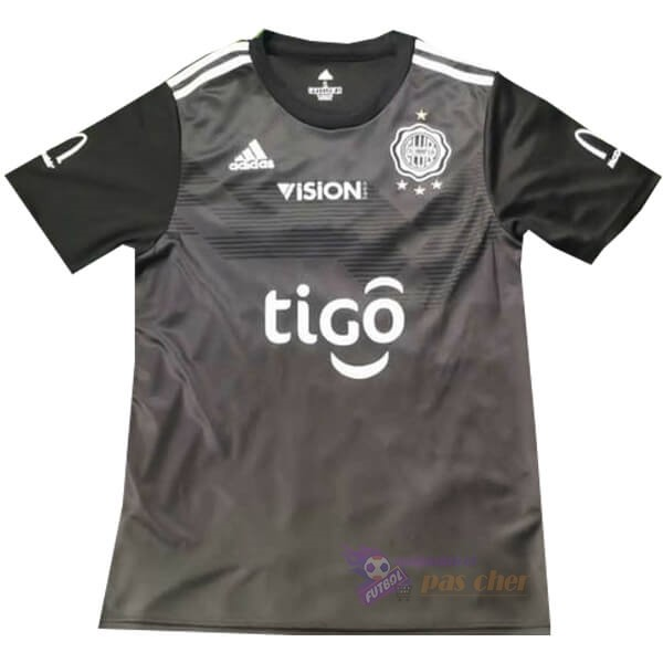 Magasin Foot adidas Exterieur Maillot Club Olimpia 2020 2021 Noir
