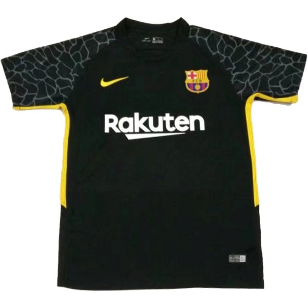 Magasin Foot Nike Maillots Gardien Barcelona 2017 2018 Noir
