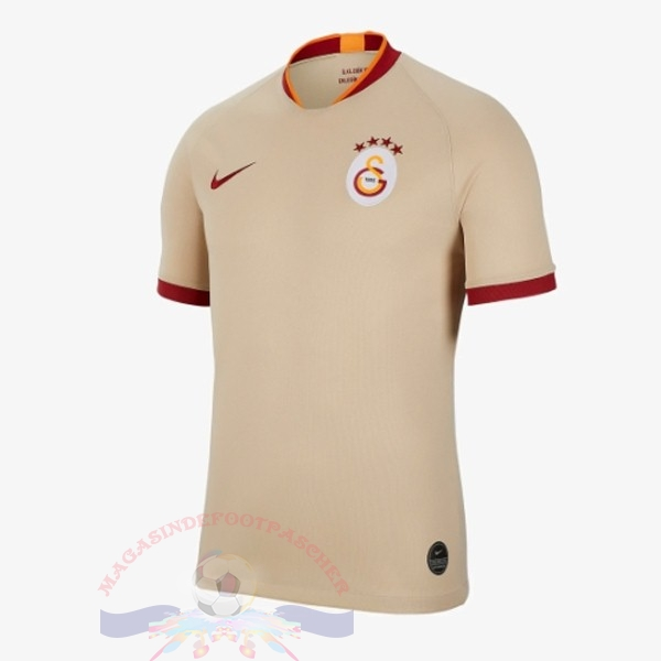 Magasin Foot Nike Exterieur Maillot Galatasaray SK 2019 2020 Marron