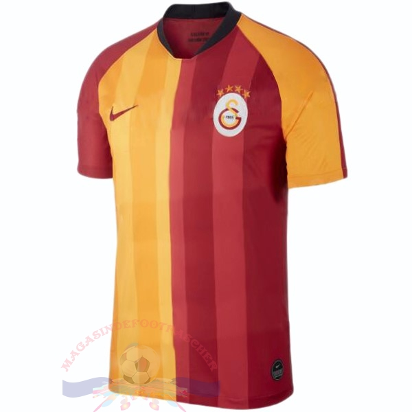 Magasin Foot Nike Domicile Maillot Galatasaray SK 2019 2020 Orange