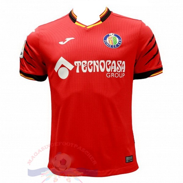 Magasin Foot Joma Thailande Exterieur Maillot Getafe 2018 2019 Rouge