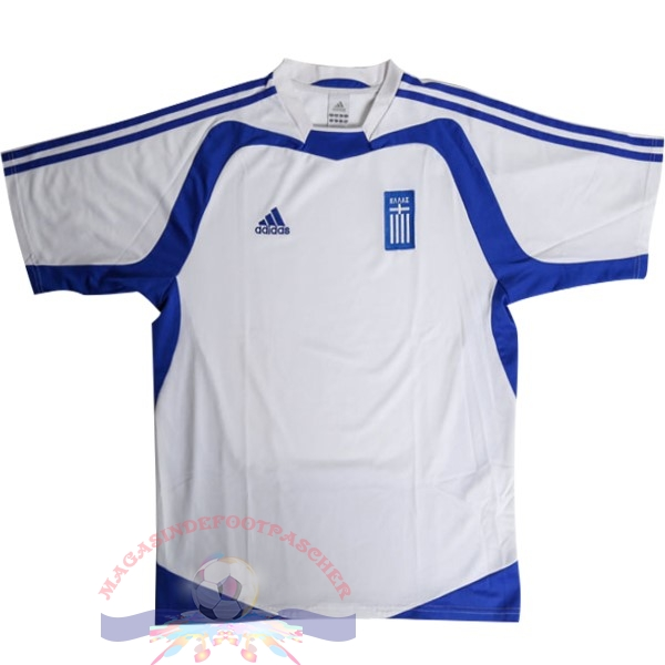 Magasin Foot adidas Copa Europea Maillots Grèce Rétro 2004 Jaune