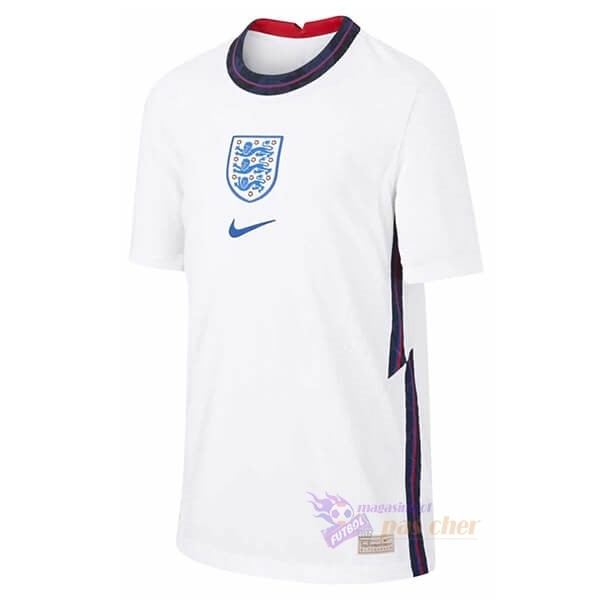 Magasin Foot Nike Domicile Maillot Femme Angleterre 2020 Blanc
