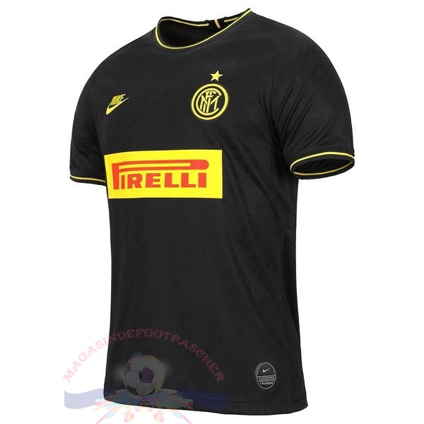 Magasin Foot Nike Third Maillot Internazionale Milano 2019 2020 Noir