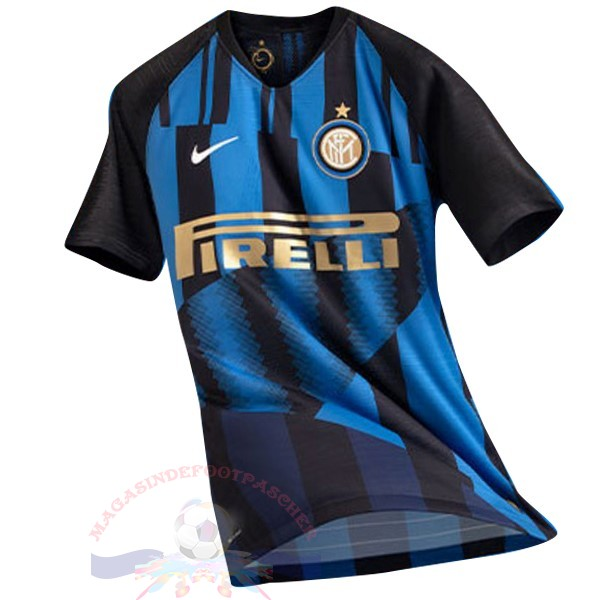 Magasin Foot Nike Maillot Internazionale Milano 20Th Bleu Noir