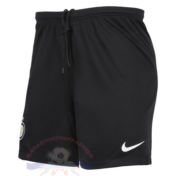 Magasin Foot Nike Domicile Pantalon Internazionale Milano 2019 2020 Noir