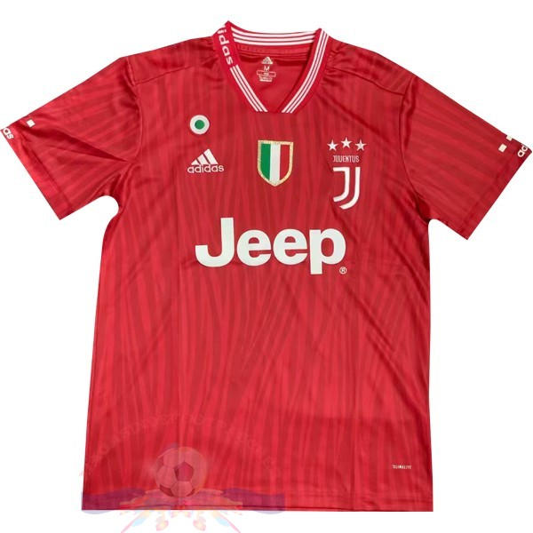Magasin Foot Adidas Concept Maillot Juventus 2019 2020 Rouge