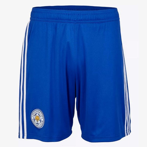 Magasin Foot PUMA Domicile Shorts Leicester City 2018 2019 Bleu