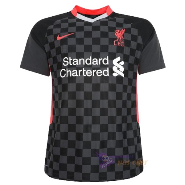 Magasin Foot Nike Thailande Third Maillot Liverpool 2020 2021 Noir