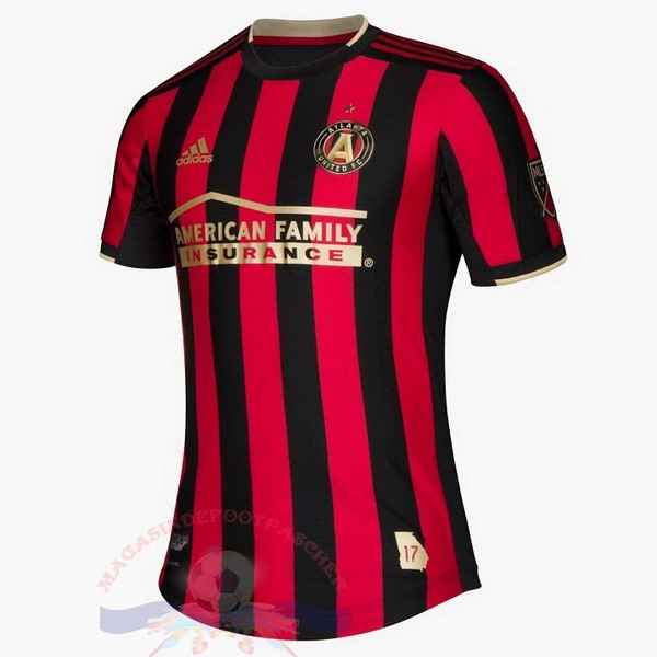 Magasin Foot Adidas DomiChili Maillot Atlanta United 2019 2020 Rouge