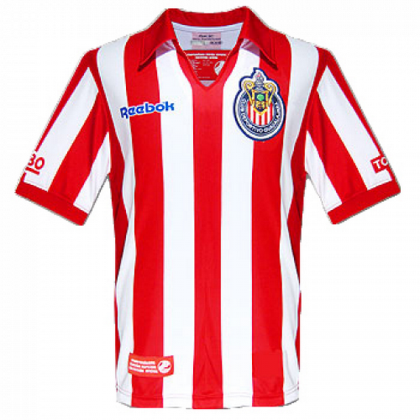 Magasin Foot Reebok Domicile Maillots Chivas USA 2017 2018 Rouge